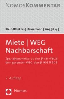 Miete / WEG/ Nachbarschaft