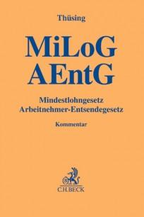 MiLoG und AEntG Kommentar
