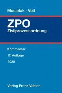 Kommentar zur Zivilprozessordnung ( ZPO)