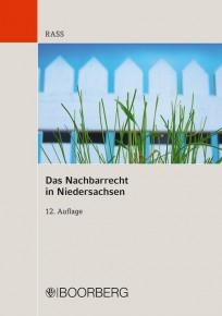 Das Nachbarrecht in Niedersachsen