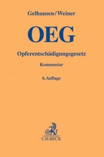 Opferentschädigungsgesetz (OEG). Kommentar