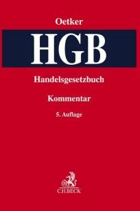Handelsgesetzbuch (HGB). Kommentar
