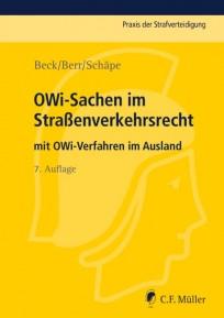 OWi-Sachen im Straßenverkehrsrecht
