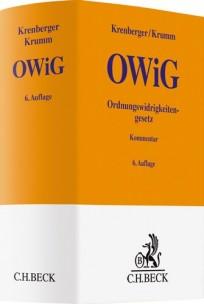 Ordnungswidrigkeitengesetz (OwiG). Kommentar