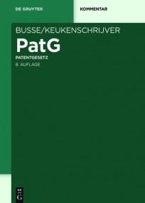 Patentgesetz Kommentar
