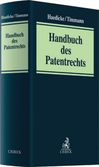 Handbuch des Patentrechts