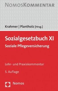 Sozialgesetzbuch XI. Soziale Pflegeversicherung