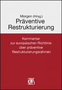 Präventive Restrukturierung