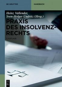 Praxis des Insolvenzrechts