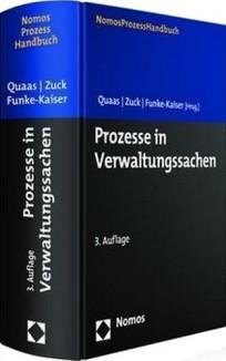 Prozesse in Verwaltungssachen