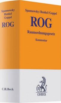Raumordnungsgesetz. ROG-Kommentar