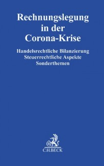 Rechnungslegung in der Corona-Krise