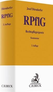 Rechtspflegergesetz: RPflG-Kommentar