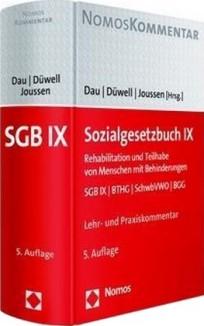 Sozialgesetzbuch IX. Lehr- und Praxiskommentar