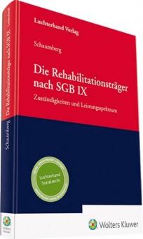 Die Rehabilitationsträger nach dem SGB IX