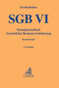 SGB VI - Gesetzliche Rentenversicherung. Kommentar