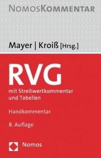 Rechtsanwaltsvergütungsgesetz. RVG-Handkommentar
