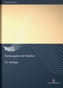 RVG Textausgabe mit Tabellen