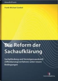 Die Reform der Sachaufklärung