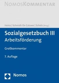 Sozialgesetzbuch III - Großkommentar