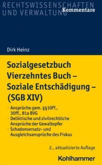 Sozialgesetzbuch Vierzehntes Buch - Kommentar