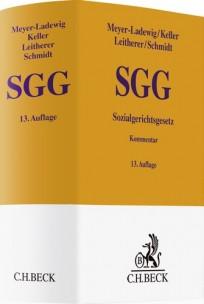 Sozialgerichtsgesetz: SGG-Kommentar