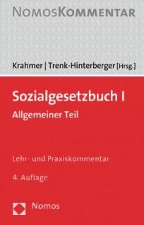 Sozialgesetzbuch I. Lehr- und Praxiskommentar