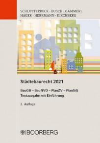Städtebaurecht 2021