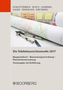 Die Städtebaurechtsnovelle 2017