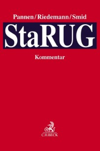 Unternehmensstabilisierungs- und -restrukturierungsgesetz: StaRUG. Kommentar