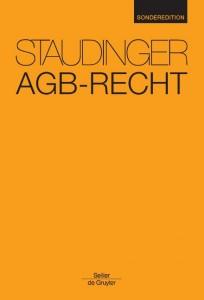 Staudinger - AGB-Recht