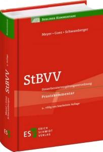 StBVV - Steuerberatervergütungsverordnung. Praxiskommentar