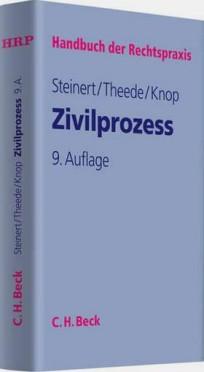 Zivilprozess. Handbuch der Rechtspraxis