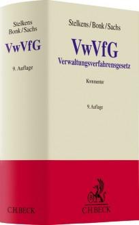 Verwaltungsverfahrensgesetz (VwVfG). Kommentar