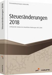 Steueränderungen 2018