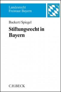 Stiftungsrecht in Bayern