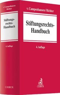 Stiftungsrechts-Handbuch