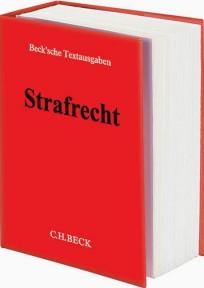 Strafrecht. Becksche Textsammlung