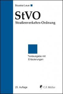 StVO. Straßenverkehrsordnung