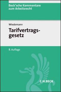 Tarifvertragsgesetz. TVG-Kommentar