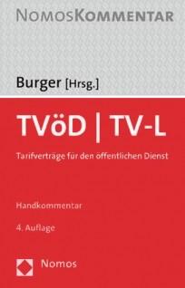 TVöD - TV-L. Handkommentar