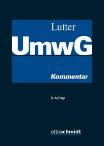 Umwandlungsgesetz (UmwG). Kommentar in 2 Bänden