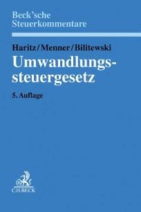Umwandlungssteuergesetz: UmwStG-Kommentar