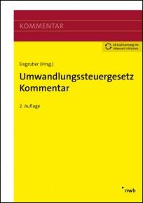 Umwandlungssteuergesetz Kommentar