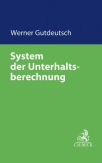 System der Unterhaltsberechnung