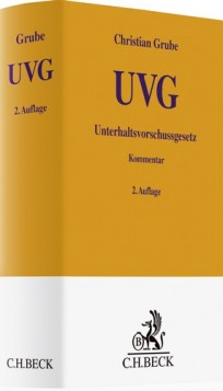 UVG - Unterhaltsvorschussgesetz. Kommentar