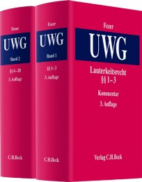 Kommentar zum Lauterkeitsrecht (UWG)