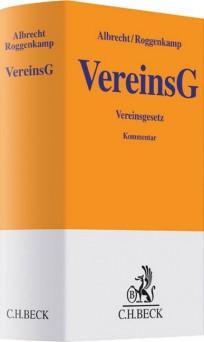 VereinsG  Vereinsgesetz. Kommentar