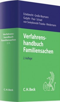 Verfahrenshandbuch Familiensachen