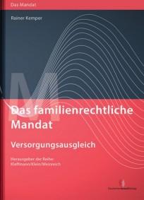 Das familienrechtliche Mandat - Versorgungsausgleich